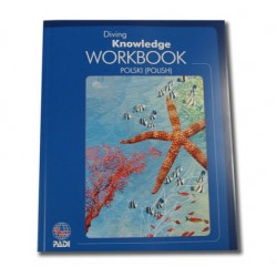 Zeszyt Ćwiczeń Diving Knowledge Workbook