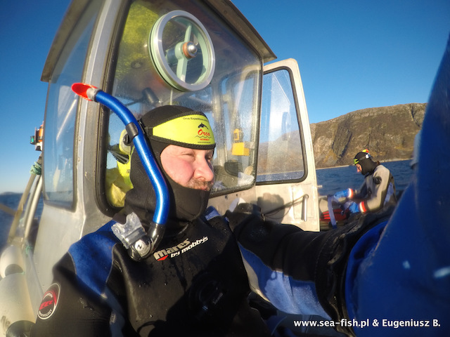 2017.10 Norwegia – Orca-Safari – Tromso