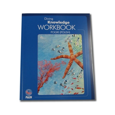 Książka Diving Knowledge Workbook